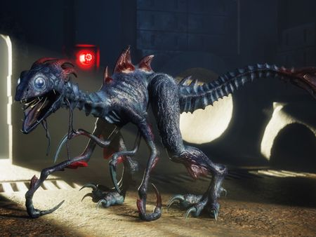 MOONCLAW - VFX Creature (Real-Time)