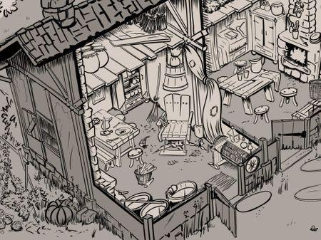 Medieval Barber Shop