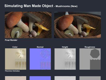 Digital Materials and Textures