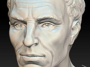 Julius Ceasar Sculpt