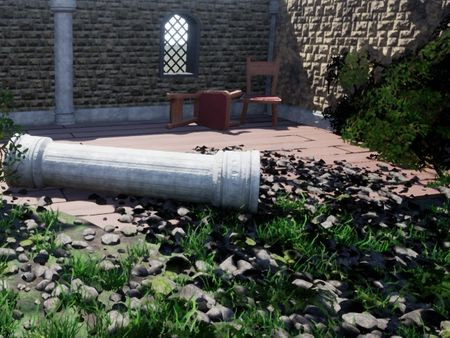 Unreal Engine Rendered Assets