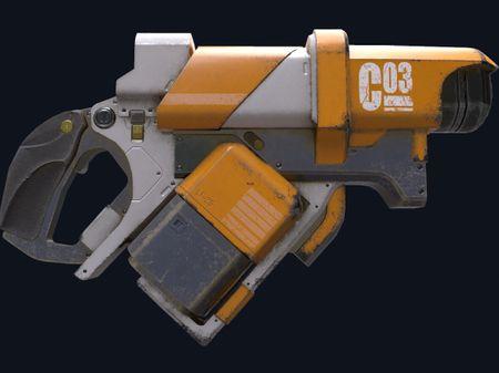 Cloner Gun
