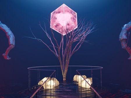 The tree of Valentine