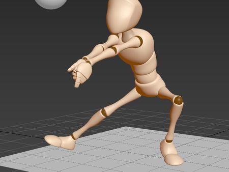 3D Animation Practice