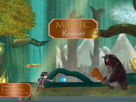 Magic rescuer