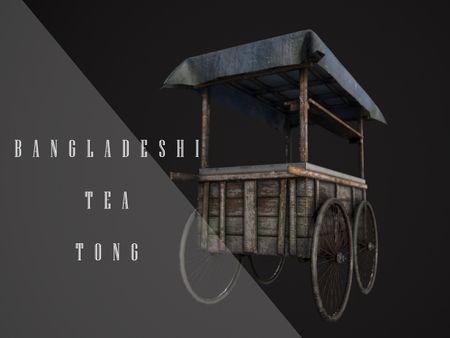 Bangladeshi Tea Tong