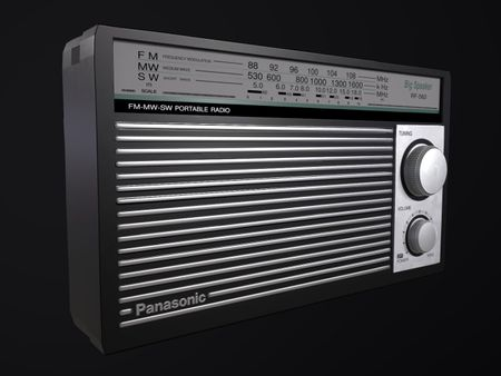 Panasonic RF-562 D