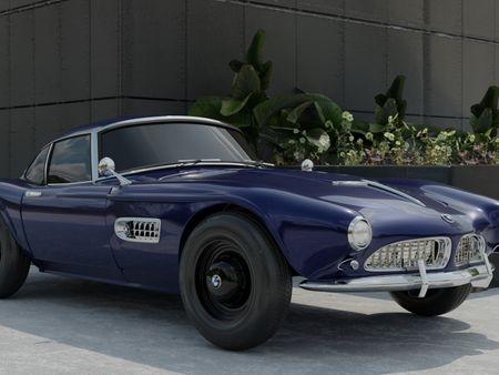 BMW 1957 VINTAGE