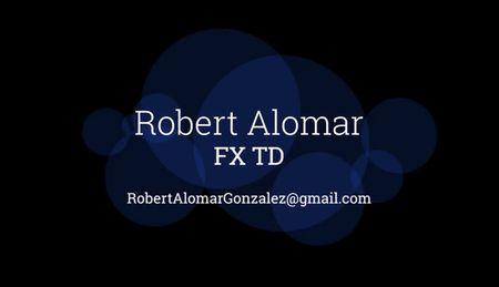 Robert Alomar FX TD reel
