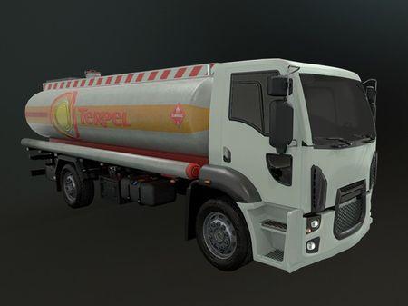 Ford Tanker Truck