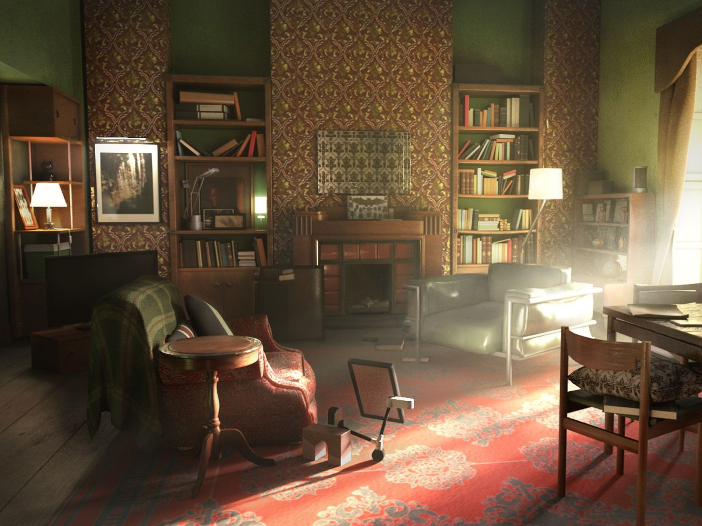 221b Baker Street Recreation