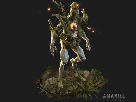 Amaniel, The lost Soul