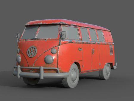 Myth Van