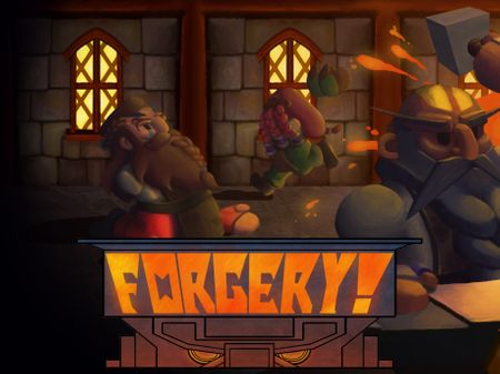 Forgery!