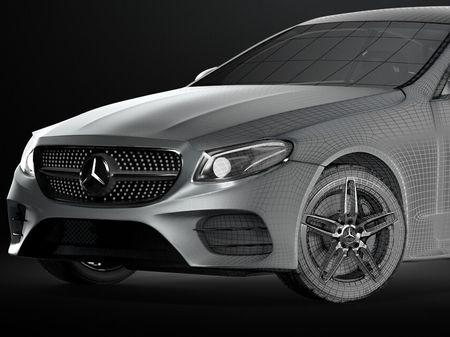 Mercedes Benz E Class Coupe (C238)