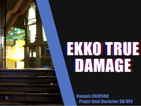 Ekko True Damage
