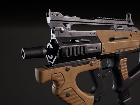 SMG for VR