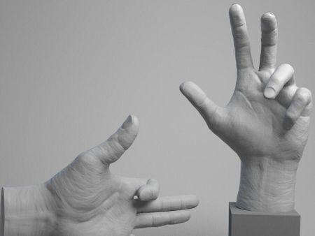 Hands Sculpt