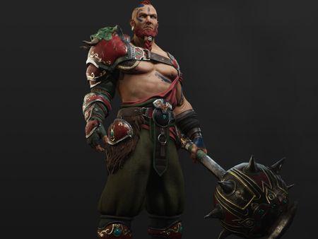 The Gladiator Ulan (Real-Time)