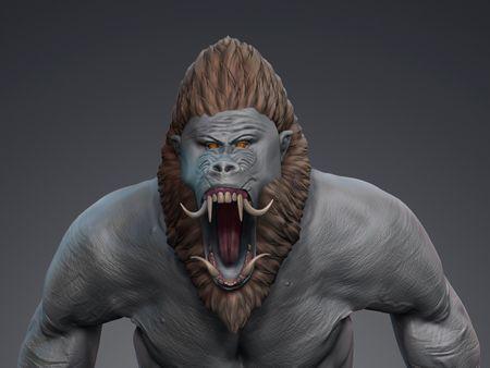 Creature Bust (Thieving Amalgam)