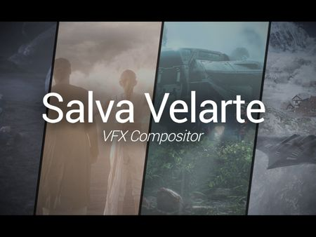 VFX Compositing Reel