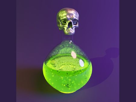 A Totally Innocent Potion.