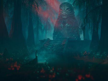Lurker's Shrine