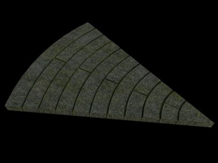 Modular Floor Segment