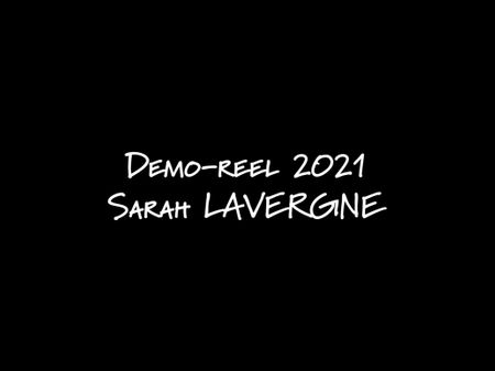 2D Animation Demo-reel 2021