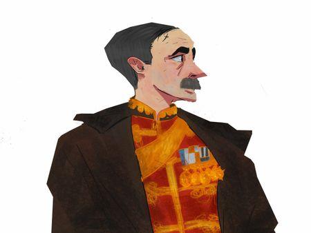 Colonel Ian Hamillton