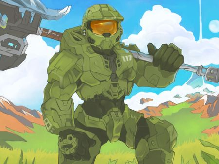 Halo Chief
