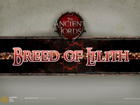 Proyect The Ancient Lords