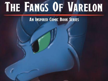 The Fangs of Varelon by Talia Reyes