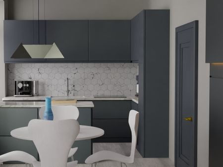 MODERN INTERIOR - FINAL STUDENT PROJECT
