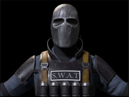 Army of Two Game Character