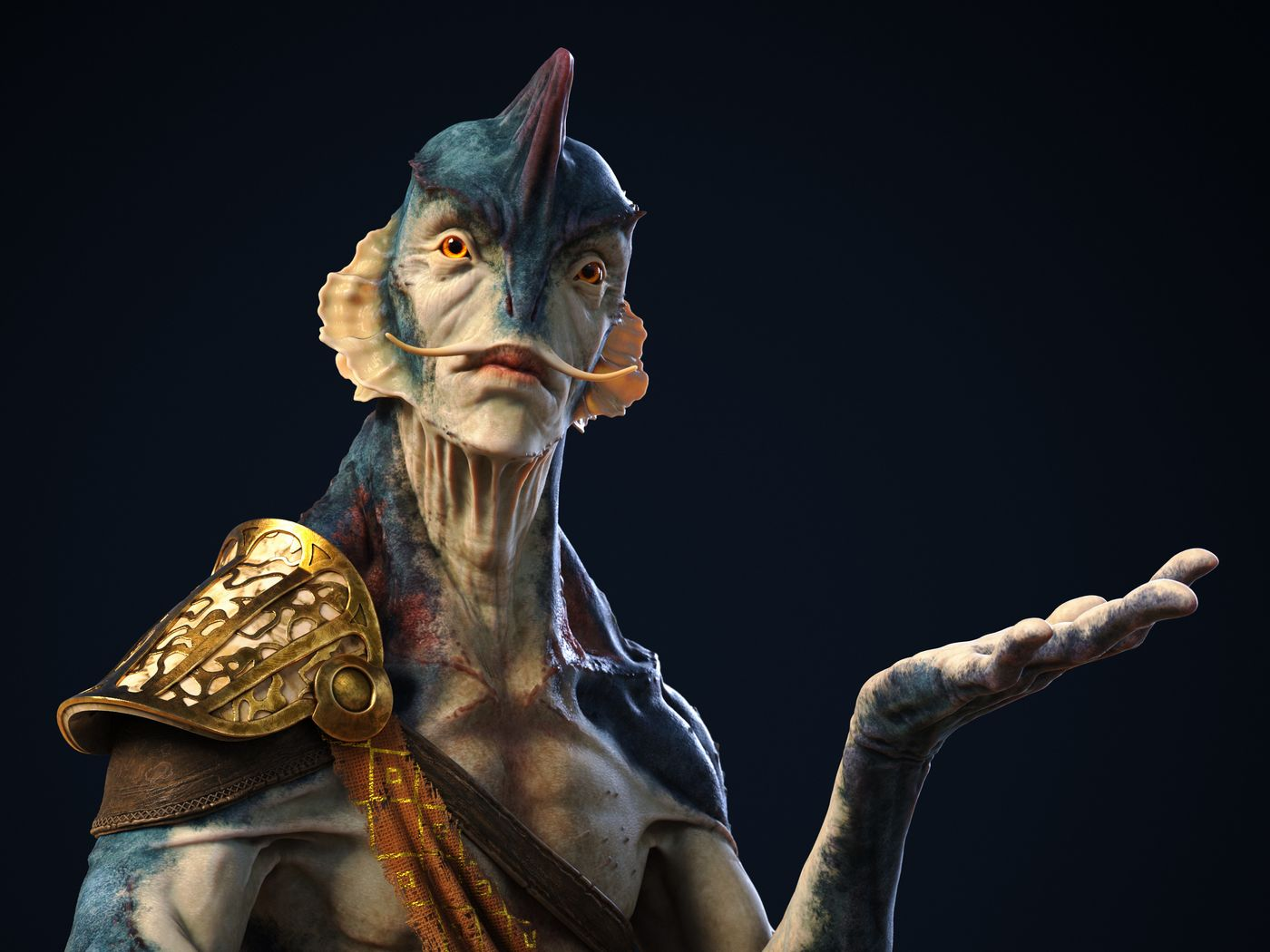 Character / creature art projects