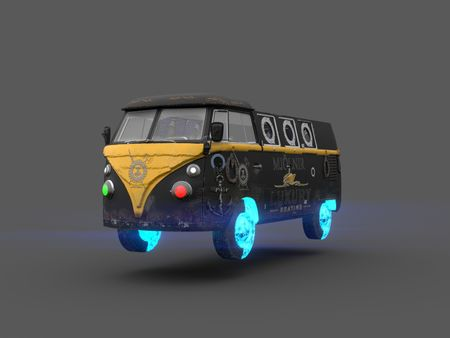 Future Ship Kombi