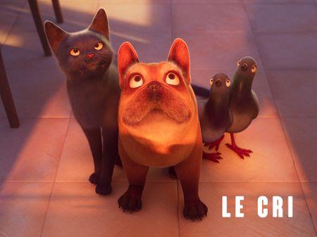 Le Cri (The Scream)