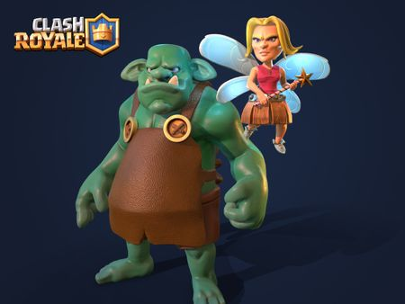 "SUPERCELL Challenge ""Fairy Town"""