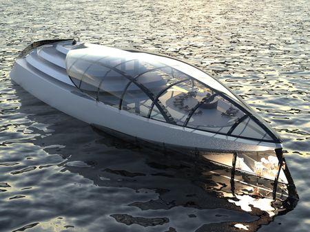 Dorsal Yacht
