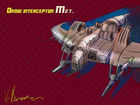 Droid Interceptor M27