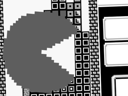 Pacman into a Tetris [ Animation ]