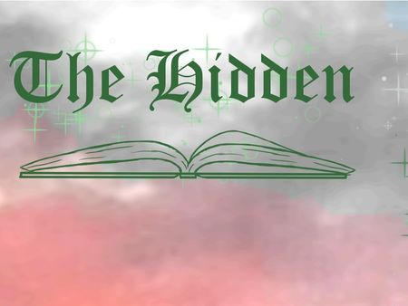The Hidden Story Cover