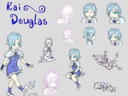 Kai Douglas character exploration