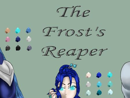 Frost's Reaper Character Reference Sheet