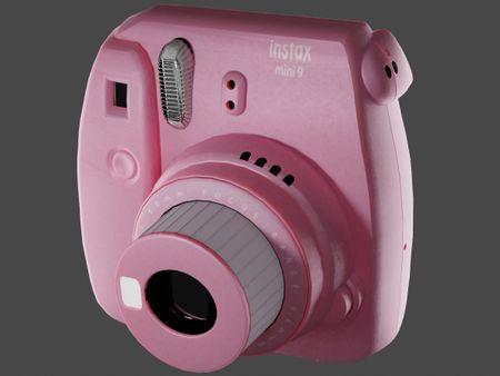 Realistic Camera prop