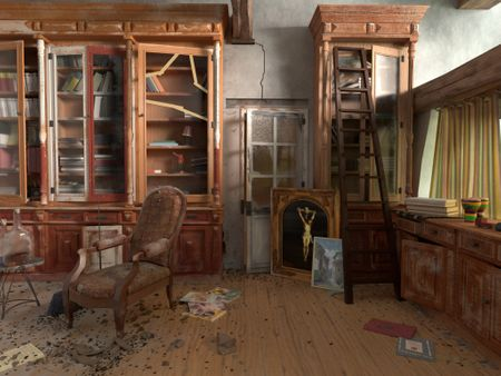 Old Room ( Environment )