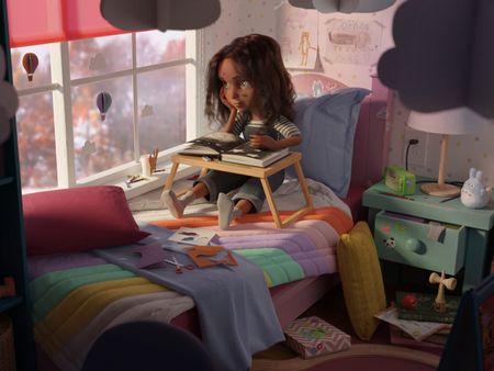 Marnie's Room