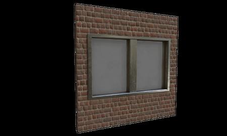 Modular Brick Wall