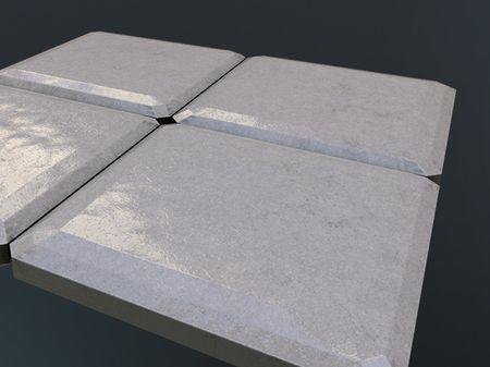 Tile Floor Asset